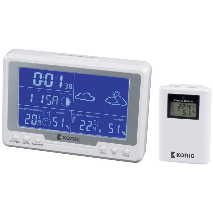 KN-WS 500N Wireless weather station