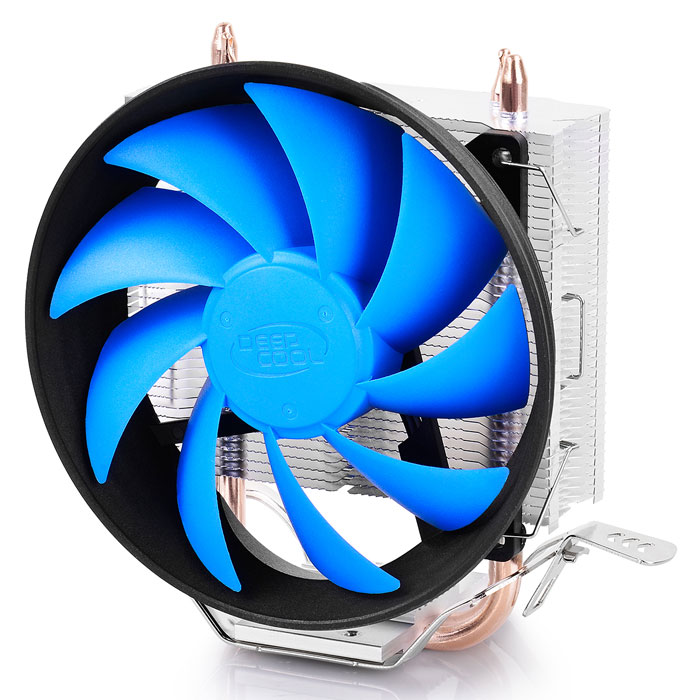 DEEPCOOL GAMMAXX 200T DESKTOP CPU COOLER - INTEL & AMD