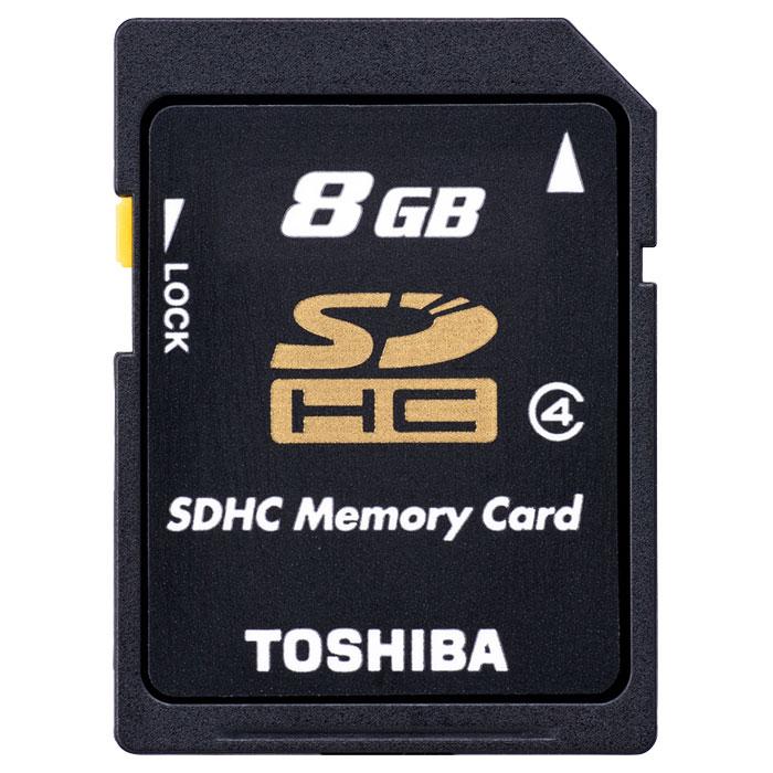 TOS SDHC 8GB N102 CLASS 4 / THN-N102K0080M4