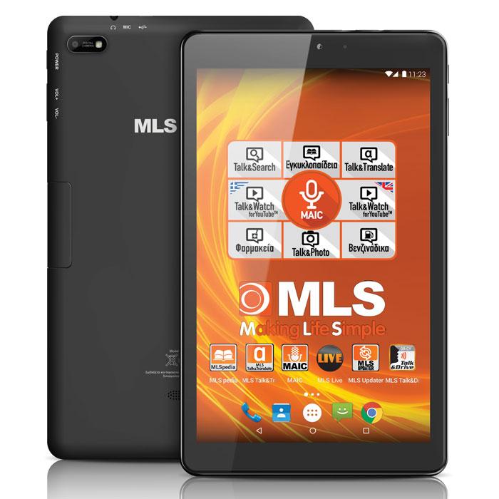 MLS IQTAB BRAVE 3G BLACK 33.ML.540.126 (Πληρωμή έως 12 δόσεις)