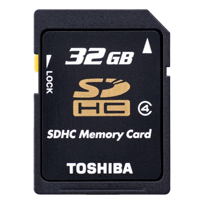 TOS SD 32GB N102 CLASS 4 HS STANDARD / THN-N102K0320M4
