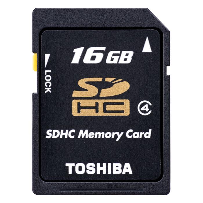 TOS SDHC 16GB N102 CLASS 4