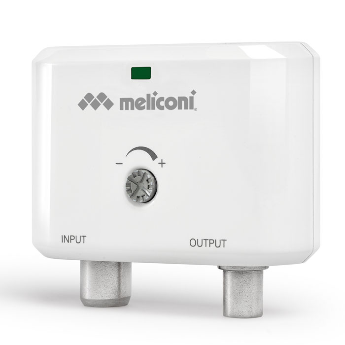 MELICONI AMP 20 MINI AMPLIFICATORE