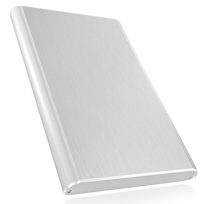 "IB-242U2 EXT CASE 2,5"" SATA HDD USB 2.0 ALUMINIUM"