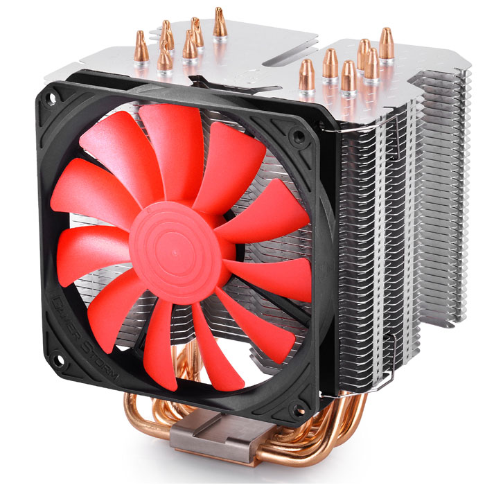 DEEPCOOL LUCIFER K2 CPU COOLER - UNIVERSAL (INTEL & AMD)