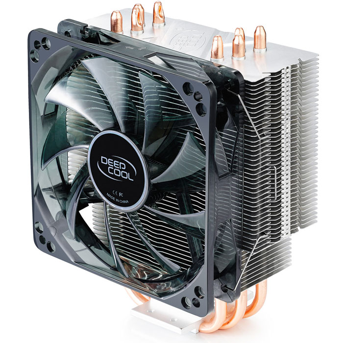 DEEPCOOL GAMMAXX 400 DESKTOP CPU COOLER - INTEL & AMD
