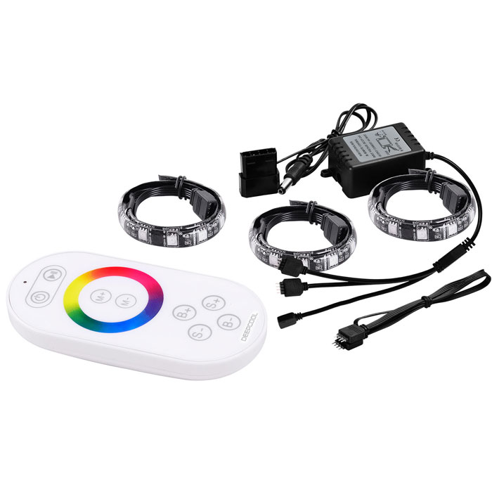 DEEPCOOL RGB 360 LED STRIPS