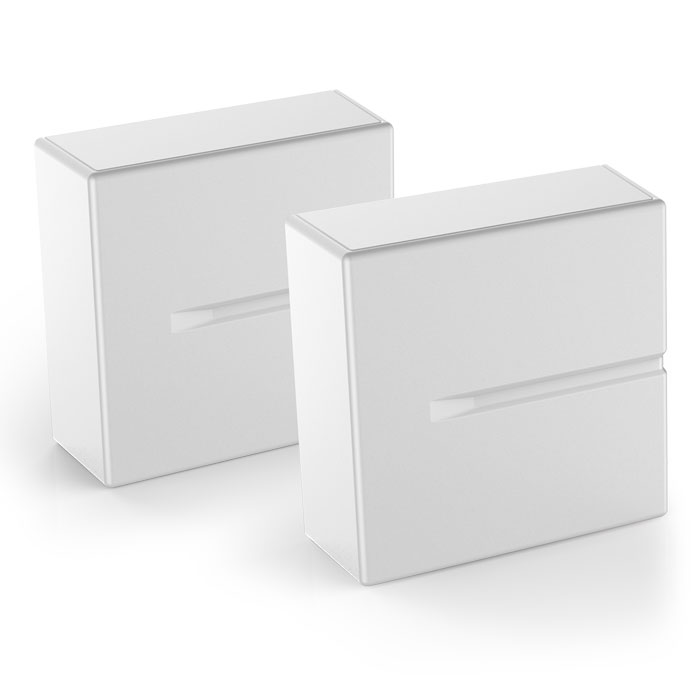 MELICONI GHOST CUBES COVER WHITE