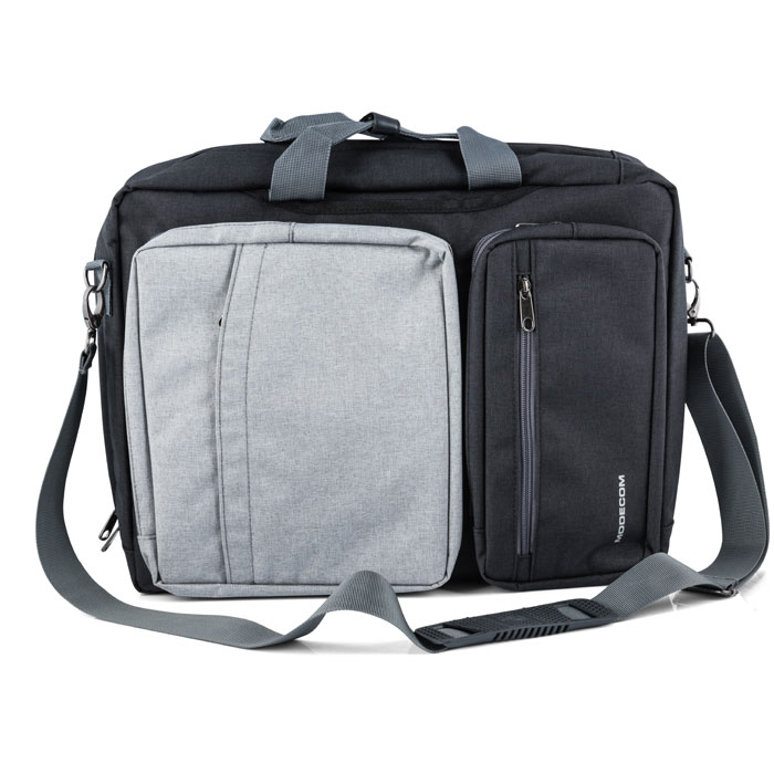 MODECOM RENO GREY LAPTOP BAG 15.6""