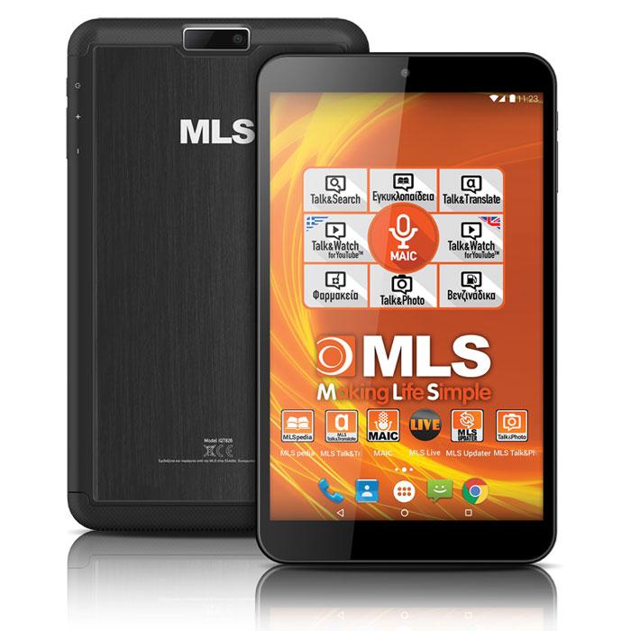 "MLS EBON octacore tablet 8"""