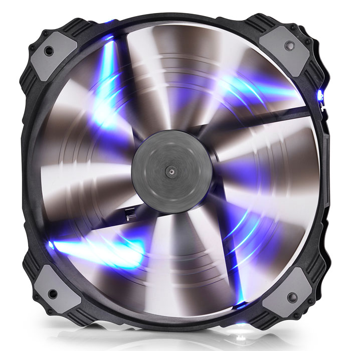 DEEPCOOL XFAN 200 BLUE COOLING FAN 200mm