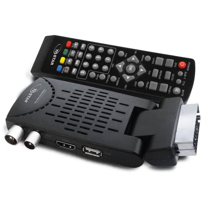 TV-STAR T3000 HD USB PVR
