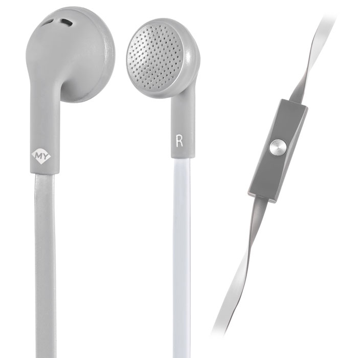 MELICONI MYSOUND SPEAK FLAT BICOLOR GREY/WHITE