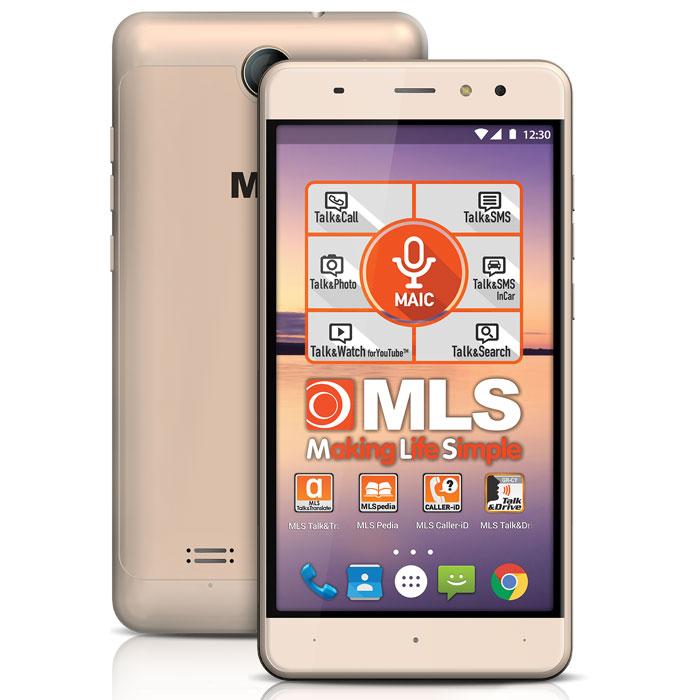 MLS ALU 3G 5.5 GOLD DUAL SIM