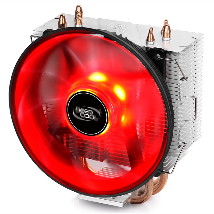 DEEPCOOL GAMMAXX 300R CPU COOLER - INTEL & AMD