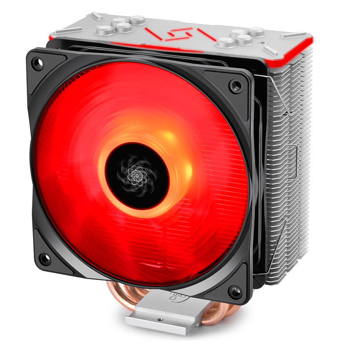 DEEPCOOL GAMMAXX GT DESKTOP CPU COOLER - INTEL & AMD