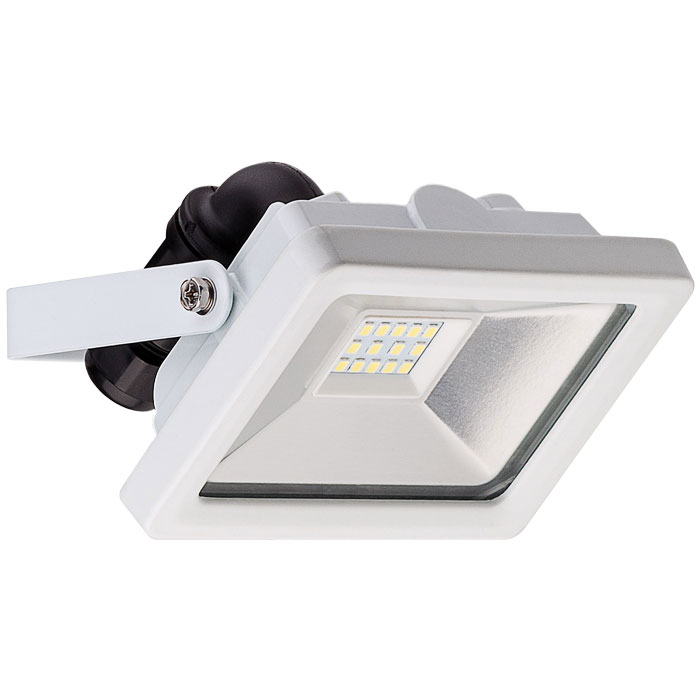 59085 LED OUTDOOR FLOODLIGHT WHITE 10W 830lm