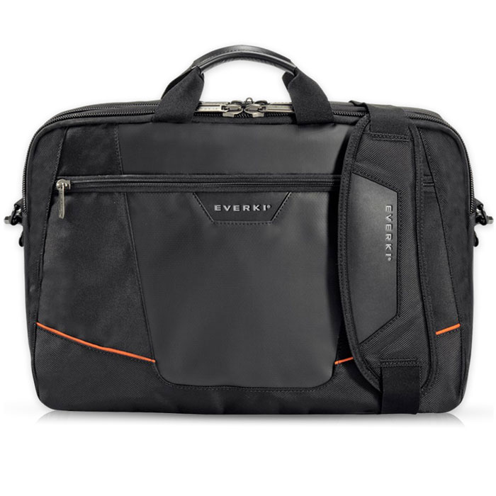 EVERKI FLIGHT 95360 LAPTOP BAG BRIEFCASE UP TO 16""