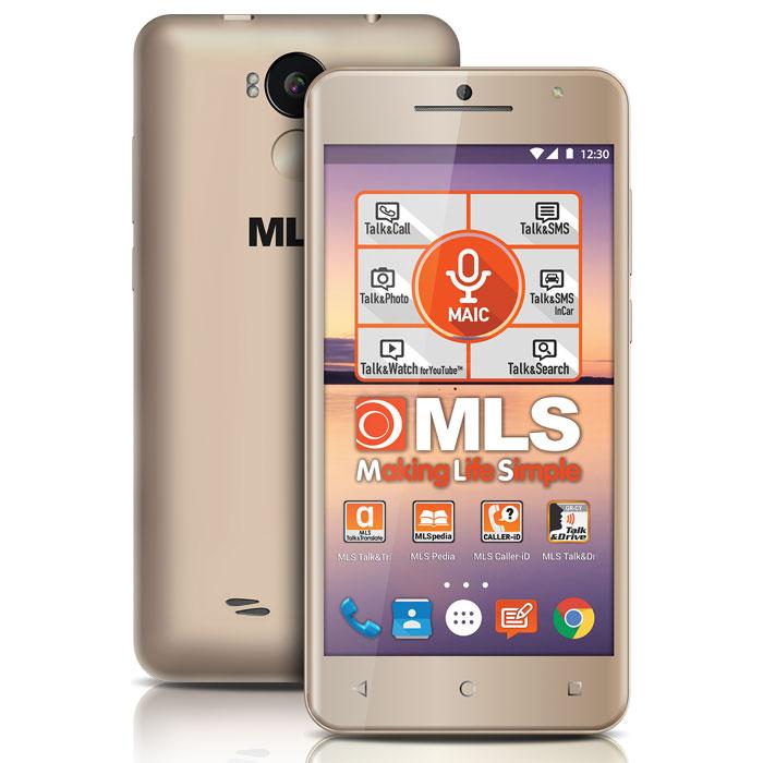 MLS F5 3G GOLD DUAL SIM