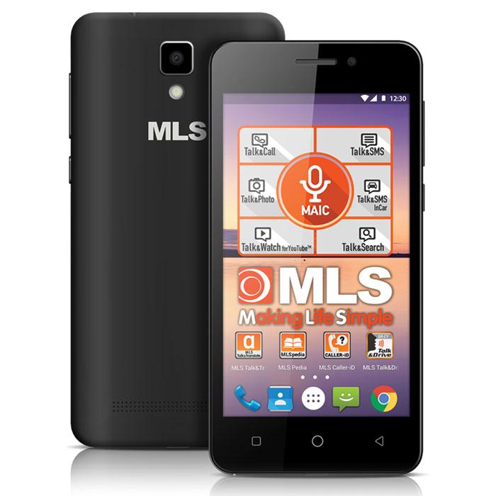 MLS TOP-S 4G BLACK