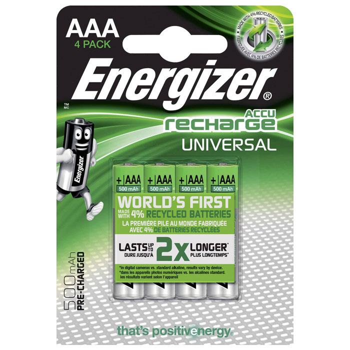 ENERGIZER AAA-HR03/500mAh/4TEM