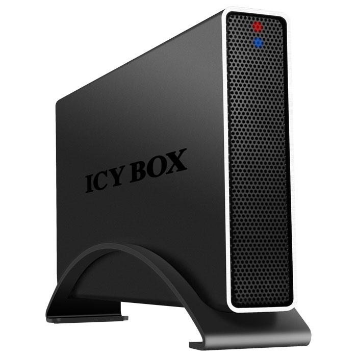 "ICY BOX IB-318StU3-B   EXT CASE 3.5"" SATA HDD USB3.0       /21406"