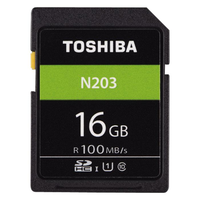TOS SDHC N203 16GB CLASS 10 UHS-I