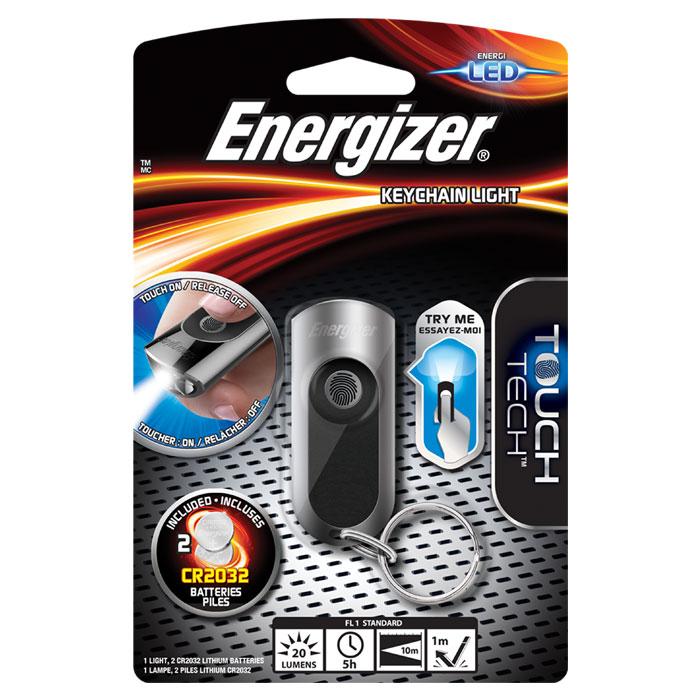 ENERGIZER TOUCH TECH