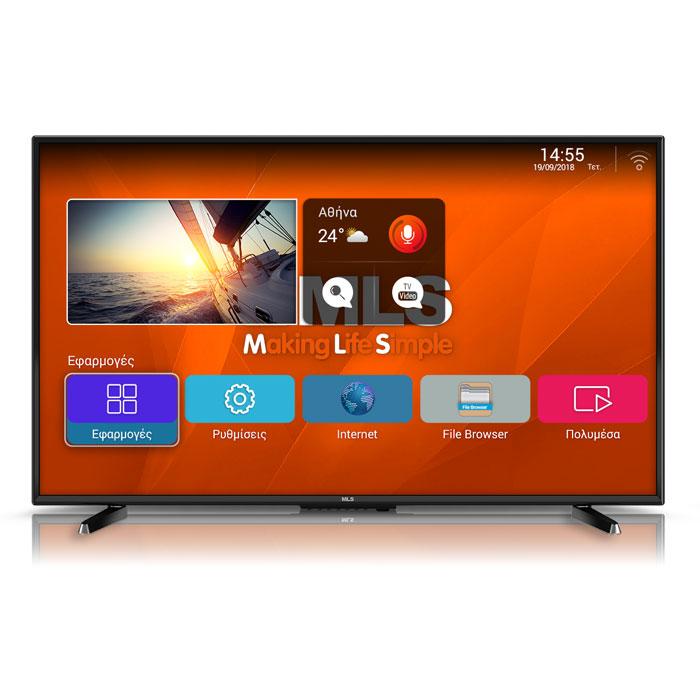 MLS SuperSmart TV 32'' HD 2018
