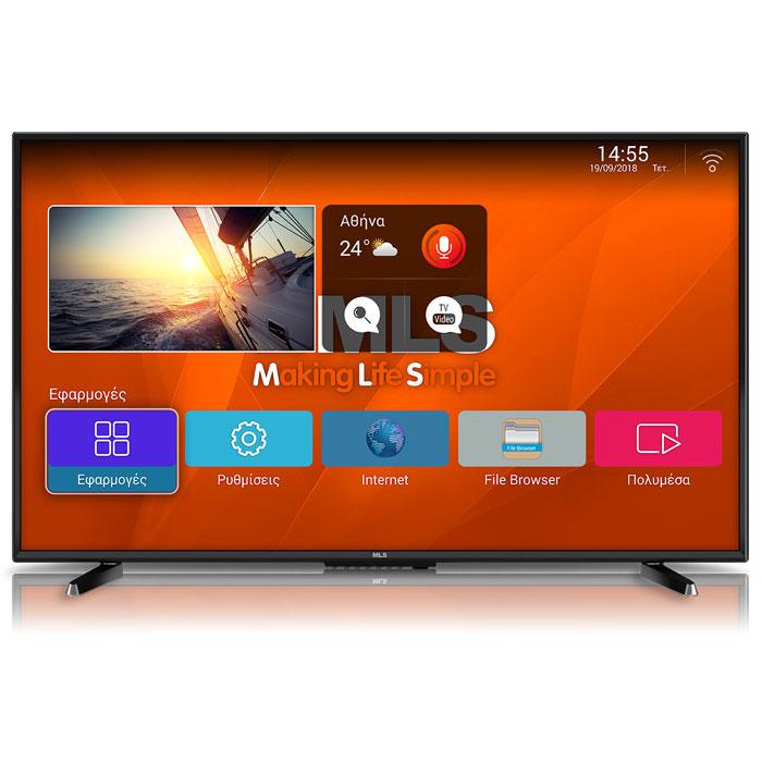 MLS SuperSmart TV 43'' FHD 2018