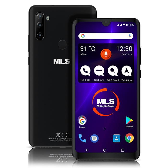 MLS Pop 4G Black