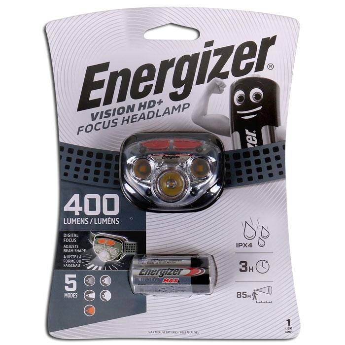 ENERGIZER VISION HD & FOCUS