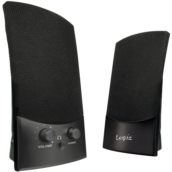 LOGIC LS-10 2.0  SPEAKERS