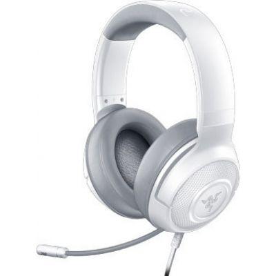 Razer KRAKEN X MERCURY – 7.1 Analog PC/Console Gaming Headset White RZ04-02890300-R3M1