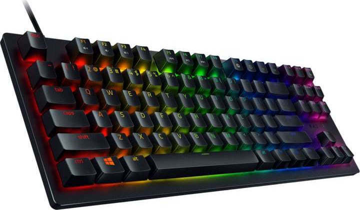 Razer HUNTSMAN TOURNAMENT LINEAR - Red Switches Tenkeyless Optical Mechanical Gaming Keyboard US RZ03-03080100-R3M1