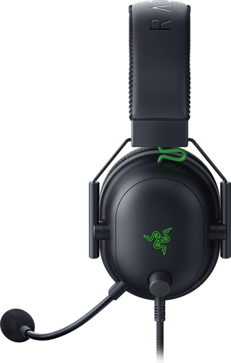 RAZER BLACKSHARK V2 GAMING HEADSET & USB AUDIO CARD – 7.1 THX – PC/PS4/PS5-RZ04-03230100-R3M1