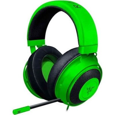 Headset Razer Kraken Green Oval Analog PC/ PS4 Green RZ04-02830200-R3M1