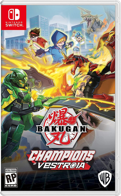 Bakugan Champions of Vestroia Switch - Warner 1.10.74.21.015