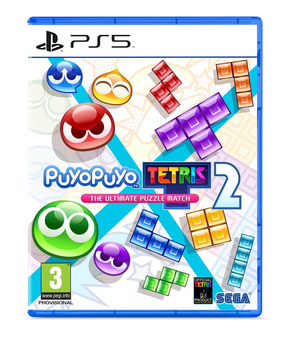 Puyo Puyo Tetris 2 PS5 - SEGA 1.11.01.01.008