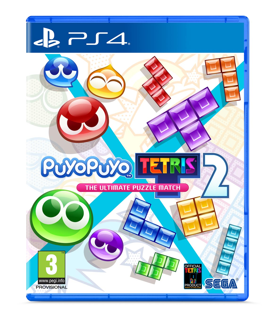 Puyo Puyo Tetris 2 PS4 - SEGA 1.12.01.01.035