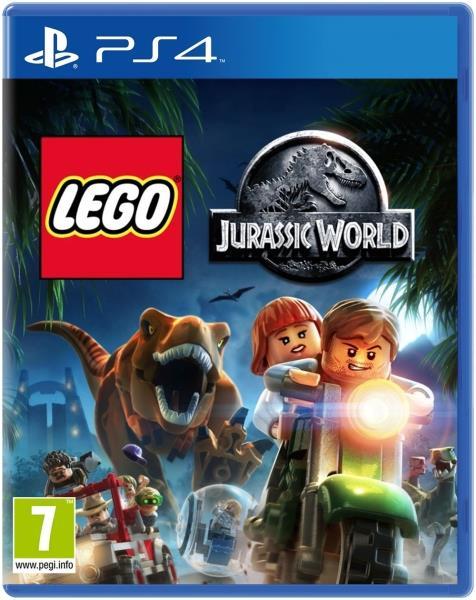 LEGO JURASSIC WORLD PS4 - Warner 1.12.74.01.016