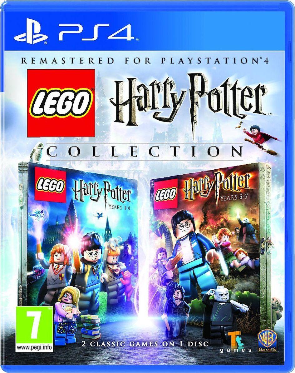 LEGO HARRY POTTER 1-7 PS4 - Warner 1.12.74.01.025