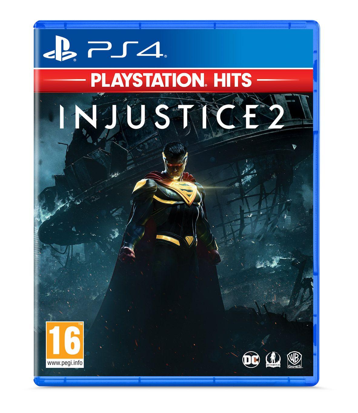 INJUSTICE 2 PS4 - Warner 1.12.74.06.005