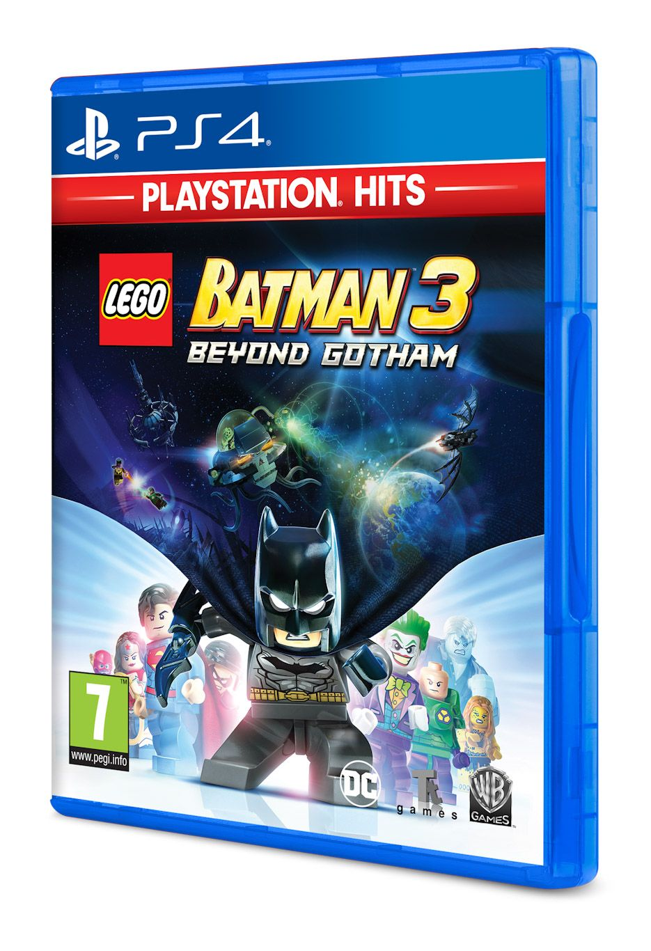 LEGO BATMAN 3: BEYOND GOTHAM PS4 - Warner 1.12.74.21.003