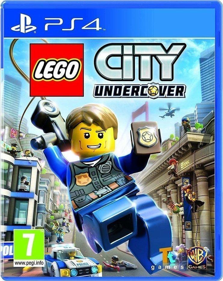 LEGO CITY UNDERCOVER PS4 - Warner 1.12.74.21.007