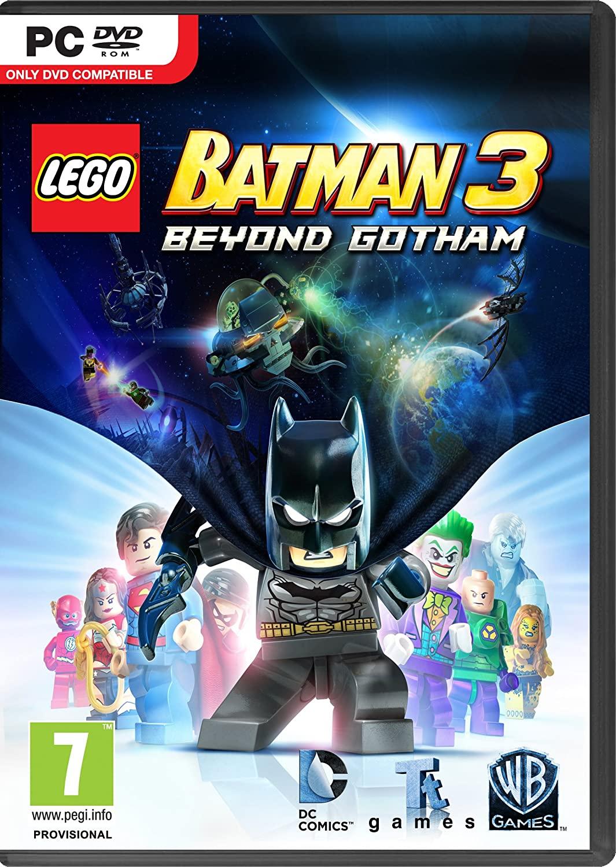 LEGO BATMAN 3: BEYOND GOTHAM PC - Warner 1.18.74.21.006