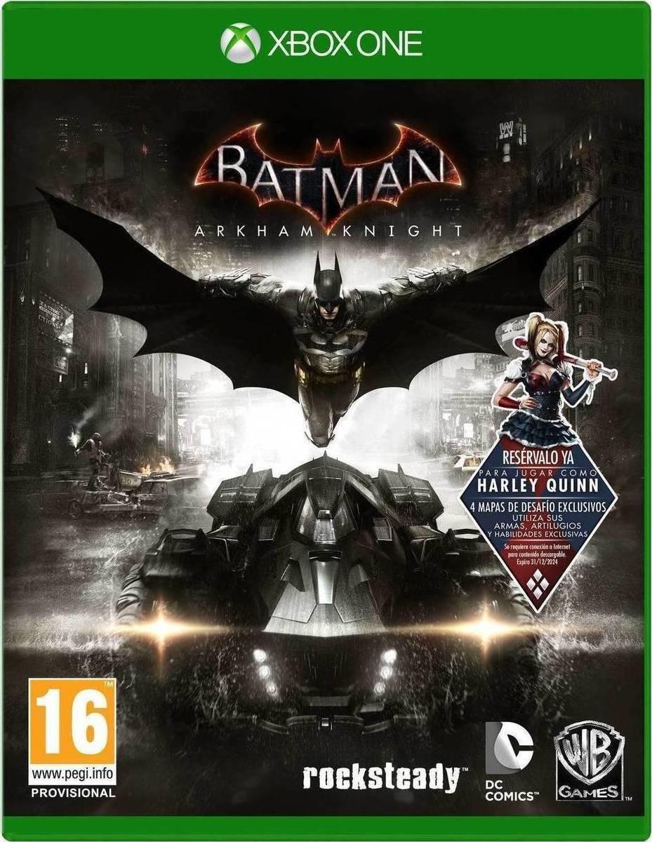 BATMAN ARKHAM KNIGHT XONE - Warner 1.19.74.01.023