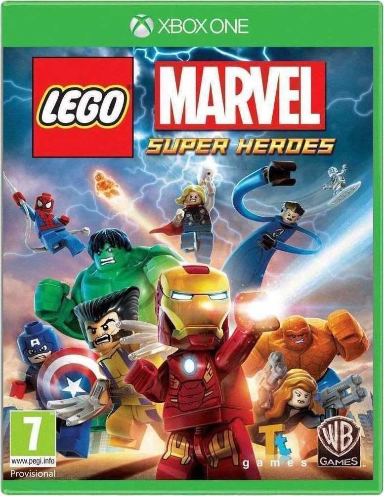 LEGO MARVEL SUPERHEROES XONE - Warner 1.19.74.04.006