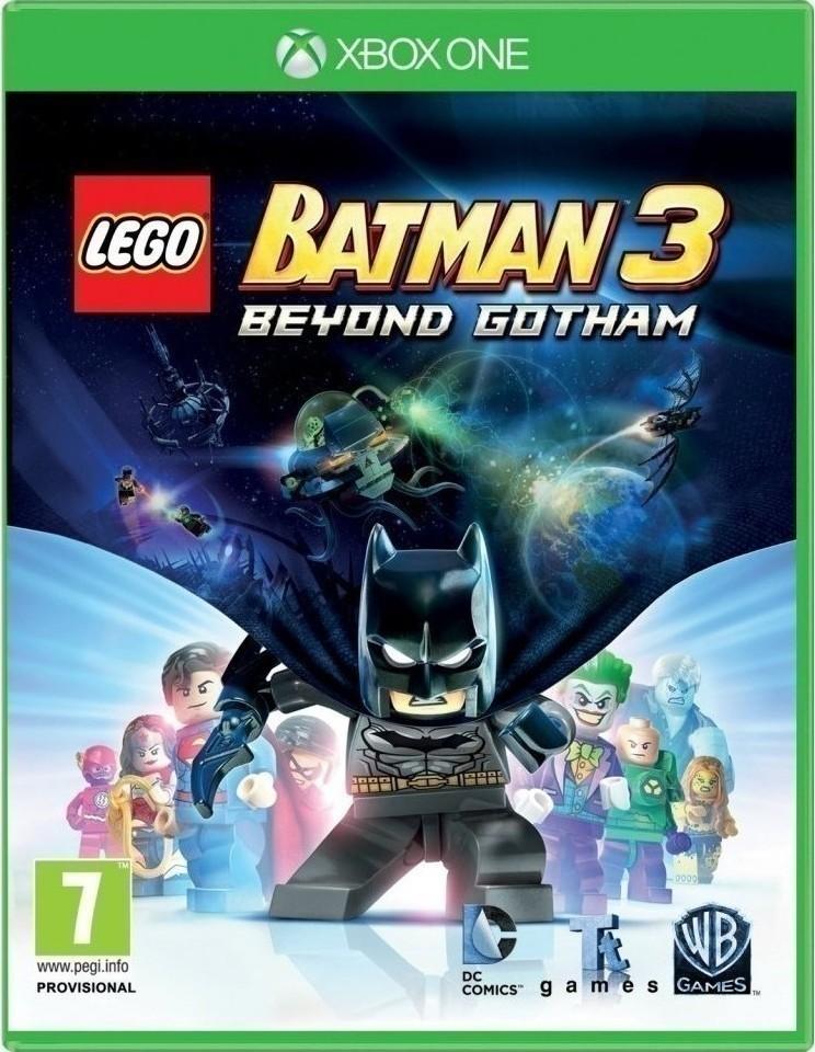 LEGO BATMAN 3: BEYOND GOTHAM XONE - Warner 1.19.74.21.010
