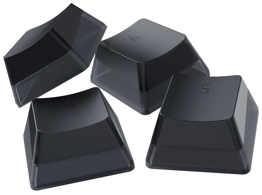 Razer PHANTOM PUDDING BLACK Keycaps Upgrade Set - Razer 1.28.80.11.099